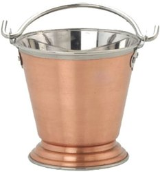 Copper Plating Balti Serving Dish