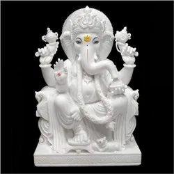 Stone Ganpati Statue