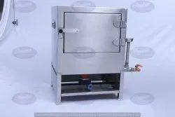 Stainless Steel Restaurant Idli Steamer, 220 V, Capacity: 54 Pieces Per Shift