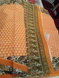 Cotton Printed Saree