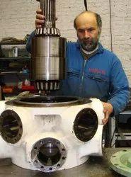 Parker Calzoni Hydraulic Motor Repairing Services, New Delhi Tri Nagar