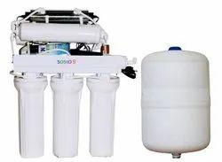 Reverse Osmosis (RO) SOStO9 RO PT08, Model Name/Number: PT20, Capacity: 20 L