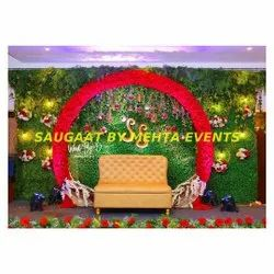 1 Day Reception Stage Decoration Services, Local