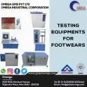 Testing Equipments For Footwear