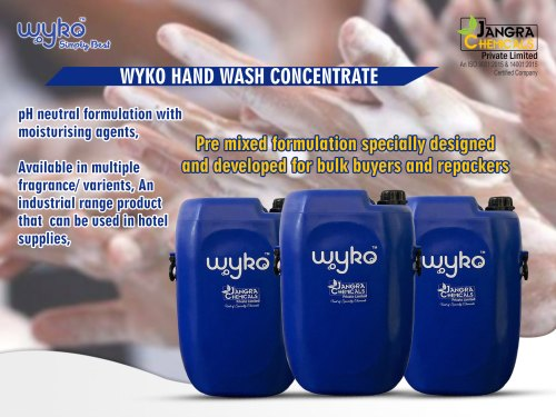 Wyko Liquid Hand Wash Soap
