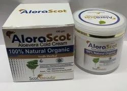Aloe Vera Cold Cream, 100 Gm