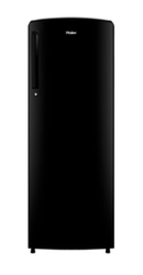 Haier Refrigerator, Model Name/Number: HRD-2623BKS-E, Capacity: 262L