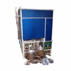 Double Die Fully Automatic Thali And Dona Machine