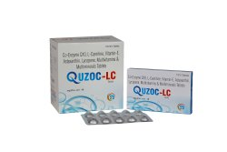 Coenzyme Q10, Lycopene, Selenium with Omega 3 Fatty Acid Tablets