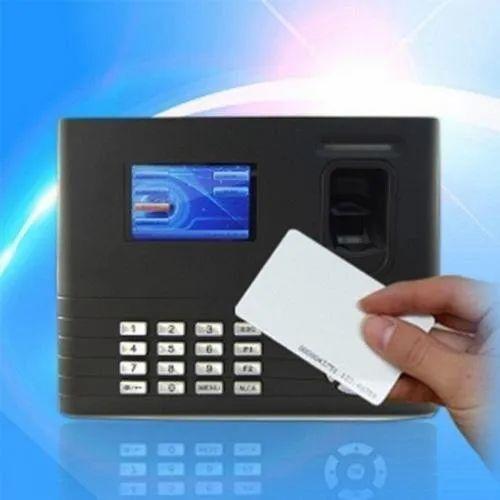 Bio RFID Card Attendance Machine
