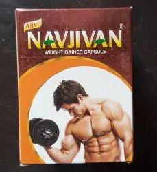 Navjivan weight gainer capsule