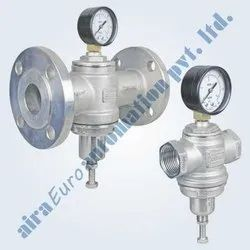 Direct Activated Pressure Reducing Valve For Oil & Steam Application