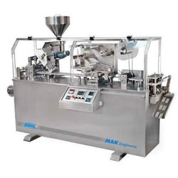 ALU Combo Blister Packaging Machine