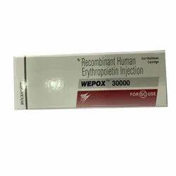 Recombinant Human Erythropoietin 30000 Injection