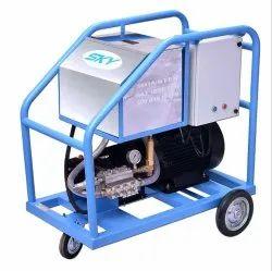 500 Bar High Pressure Water Jet Cleaner