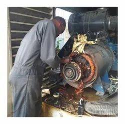 Diesel Generator Repairing Service, in Pan India