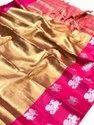 rich pallu saree
