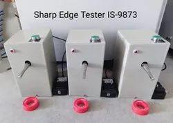 Sharp Edge Tester