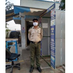 Unarmed 25-40 Years Old ATM Security Guard