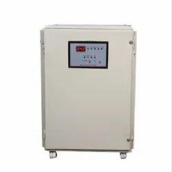 Single Phase Voltage Stabilizer, Floor, 160-260 V