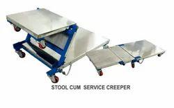 Stool Cum Service Creeper
