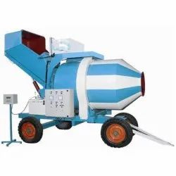Electric Automatic Mini Mobile Reversible Mixer, Model Name/Number: Rm - 10