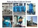 Mild Steel Pulse Jet Dust Collector