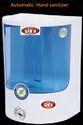 Automatic Wall Mounted Hand Sanitizer Machine