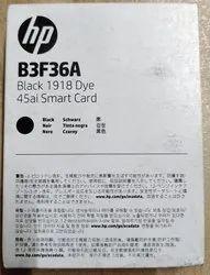 HP 1918 (B3F36A) Black Dye Smart-Card Ink Cartridge 45ml