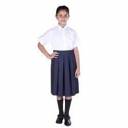 Summer Cotton Kids School Uniform, Size: S-XL