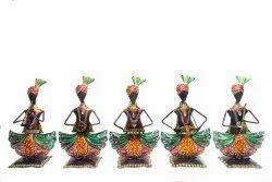 Iron Panjabi Sardar Musician Set