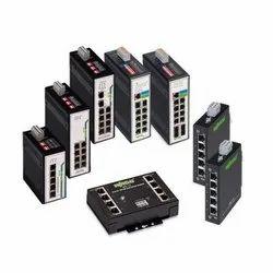 Din Rail 5 Port Ethernet Switch Industrial