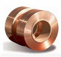 Beryllium Copper Strips C17300