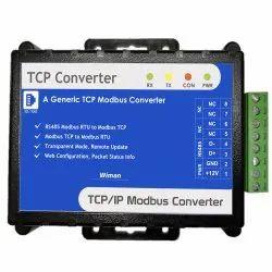 Modbus TCP To Modbus RTU