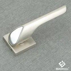 Platinum Silver Precious Zinc Lever Handle-05