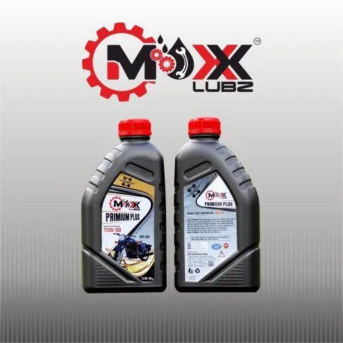 PREMIUM PLUS (15W50) Sports Bike Engine Oil