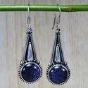925 Sterling Silver Jewelry Coral Gemstone Wholesale Earring SJWE-11