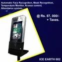 Automatic Face Recognition System With Mask Recognition, Temperature Monitor, Access Control