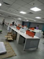 1 Month Offline Office Interiors Turnkey Project Service