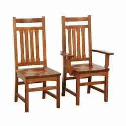 Modern Wooden Dinning Room Chair, For Home and Restaurant