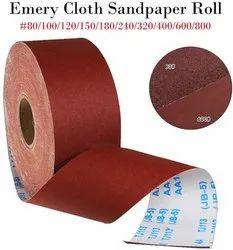 Emery Cloth Roll