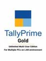 Tallyprime / Tally.erp9 Gold Multi User Edition