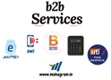 B2b Portal Services With All Api