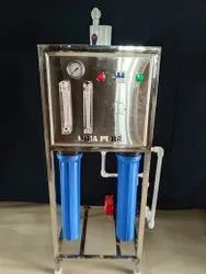 100 LPH RO PLANT OPEN MODEL( COMMERCIAL RO PLANT)
