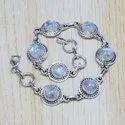 925 Sterling Silver New Fashion Turquoise Bracelet SJWBR-15