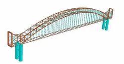 Bridge Construction Design And Consultancy Of Steel Arch Bridges, In Pan India