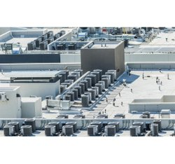 Floor Mounted HVAC System, Capacity: 600 Ton