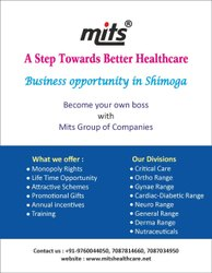 PCD Pharma Franchise In Shimoga