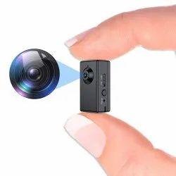 Black Wireless Hidden Camera, For Security