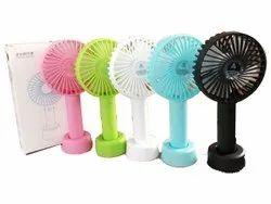 Plastic Rechargeable Mini Fan